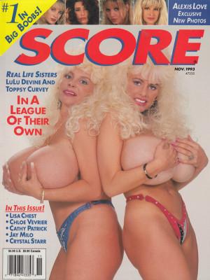 Score Magazine - November 1993