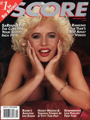 Score Magazine - December 1993