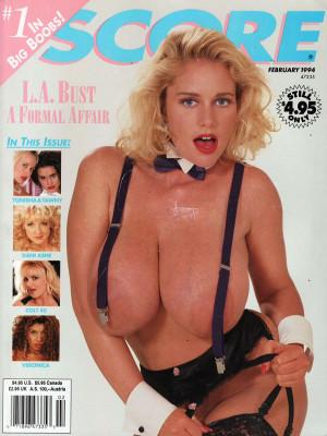 Score Magazine - February 1994