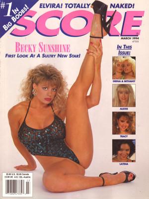 Score Magazine - March 1994