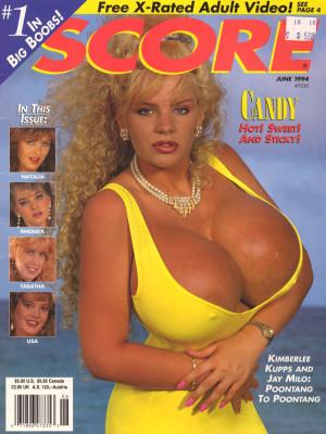 Score Magazine - June 1994
