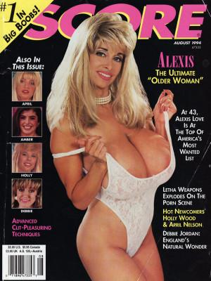 Score Magazine - August 1994