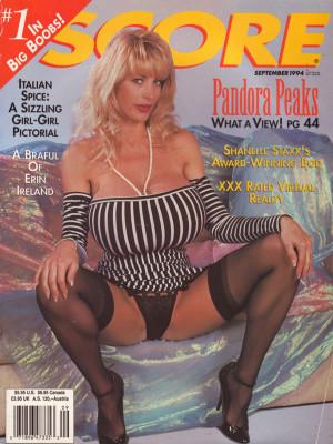 Score Magazine - September 1994