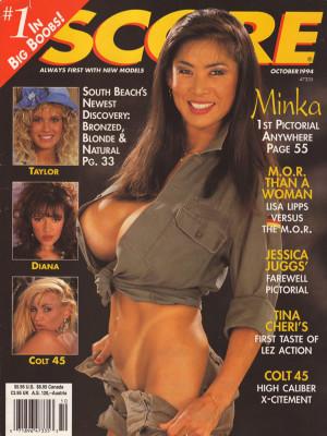 Score Magazine - October 1994