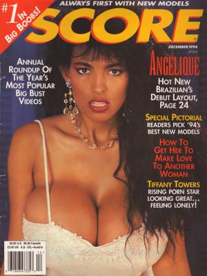 Score Magazine - December 1994
