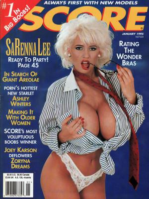Score Magazine - January 1995
