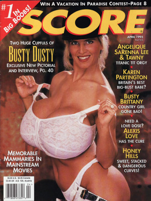 Score Magazine - April 1995