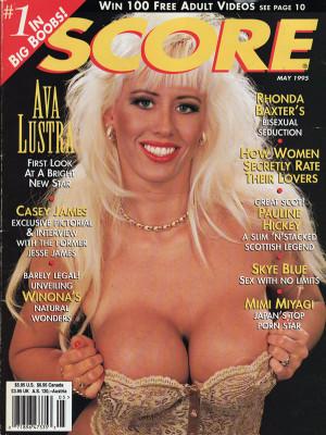 Score Magazine - May 1995