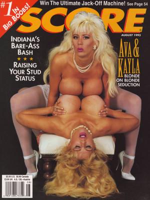 Score Magazine - August 1995