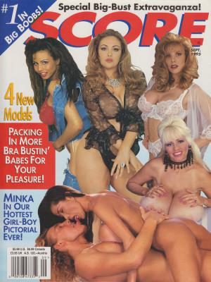 Score Magazine - September 1995
