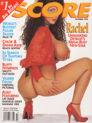Score Magazine - October 1995