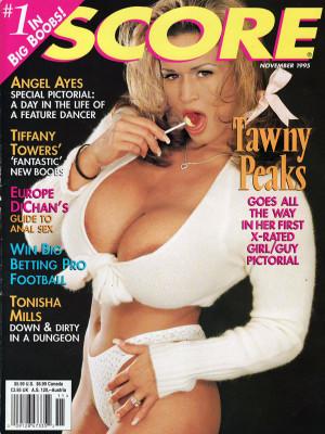 Score Magazine - November 1995