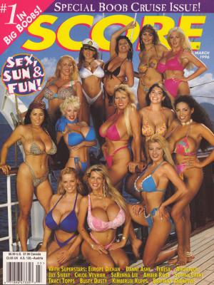 Score Magazine - March 1996