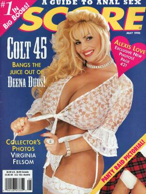 Score Magazine - May 1996