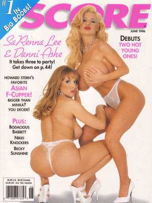 Score Magazine - June 1996