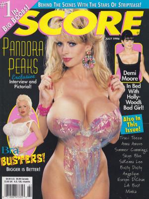 Score Magazine - July 1996