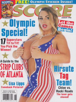Score Magazine - August 1996