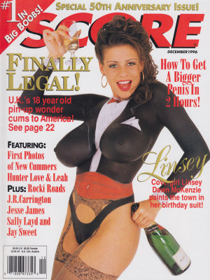 Score Magazine - December 1996