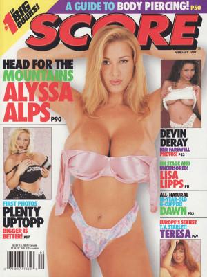 Score Magazine - February 1997