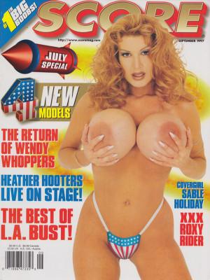 Score Magazine - September 1997