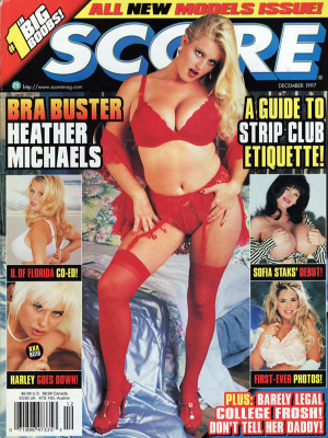 Score Magazine - December 1997
