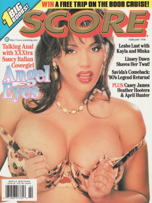Score Magazine - February 1998