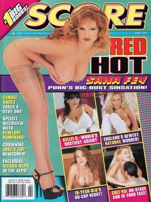 Score Magazine - April 1998