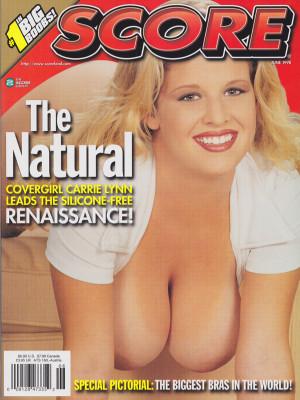 Score Magazine - June 1998