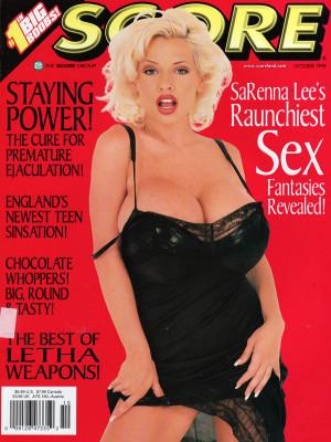 Score Magazine - October 1998