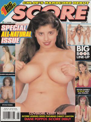 Score Magazine - August 1999