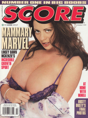 Score Magazine - Holiday 1999