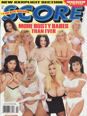 Score Magazine - April 2000