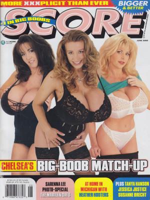 Score Magazine - June 2000