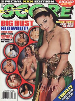 Score Magazine - July 2000