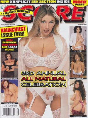 Score Magazine - August 2000