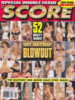 Score Magazine - September 2000