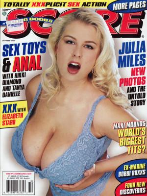 Score Magazine - October 2000