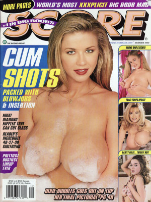 Score Magazine - December 2000