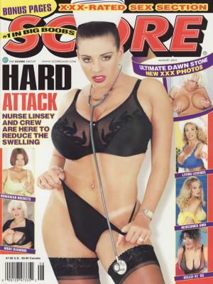 Score Magazine - August 2001