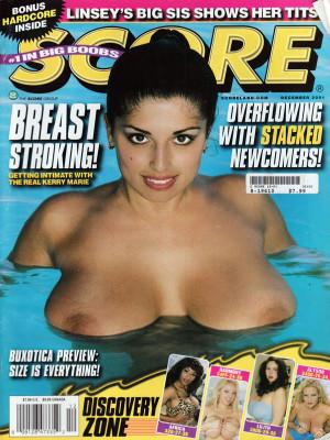 Score Magazine - December 2001