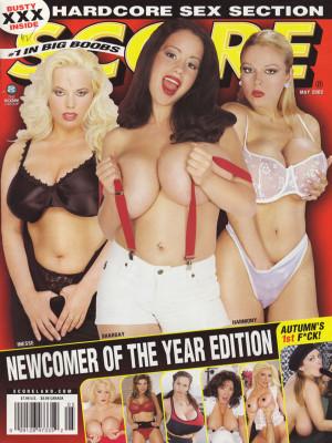 Score Magazine - May 2002