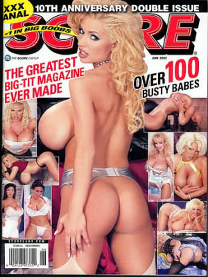 Score Magazine - June 2002