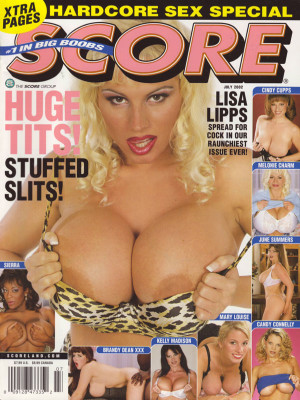 Score Magazine - July 2002