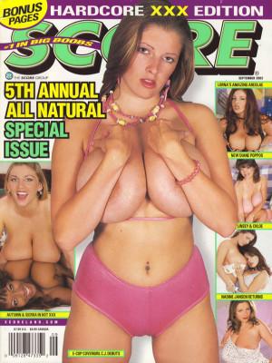 Score Magazine - September 2002