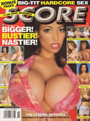 Score Magazine - October 2002
