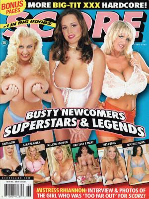 Score Magazine - June 2003