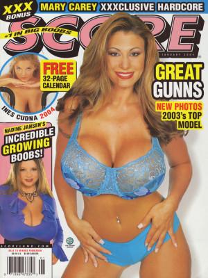 Score Magazine - January 2004