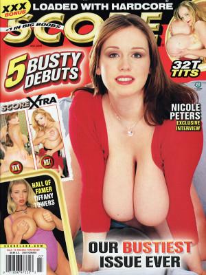 Score Magazine - July 2004