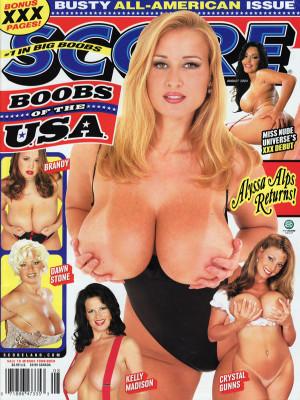 Score Magazine - August 2004