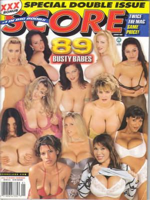 Score Magazine - January 2005